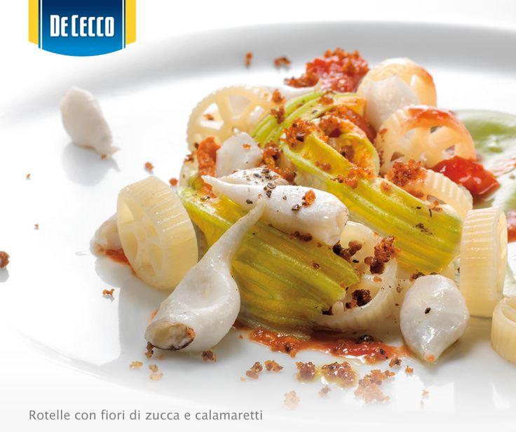 Terra e mare, dolce e piccante: un'esperienza unica per il palato.  #Ricetta: http://bit.ly/1PqTf03   #DeCecco  Land and sea, sweet and spicy: a unique taste experience. http://bit.ly/1WDdlKn  #recipe