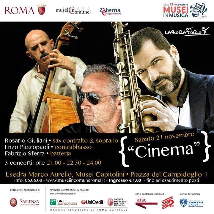 Per Musei in Musica Roma #MUSica15