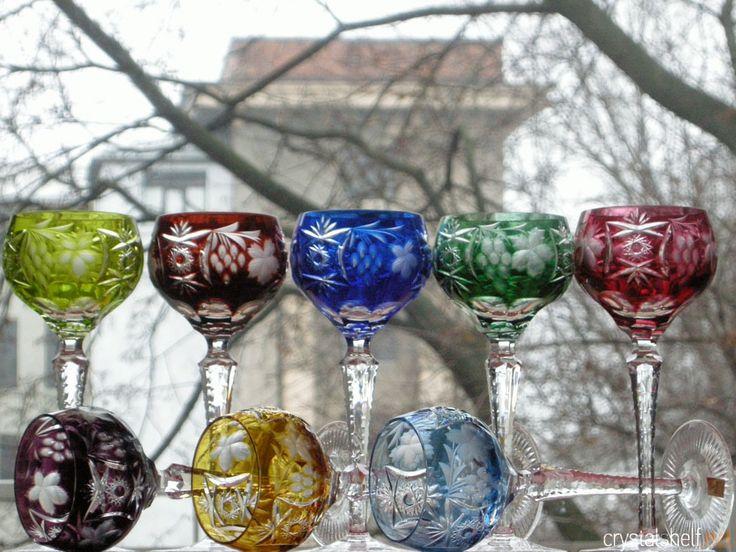 Ποτήρια κόκκινου κρασιού Nacthmann traube.