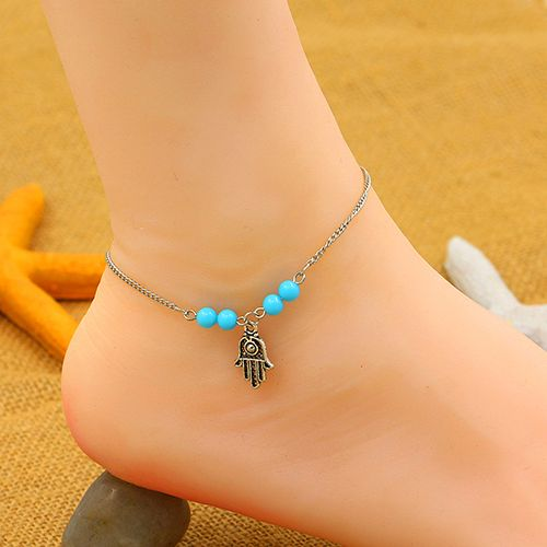 New and fashion Hamsa Fatima Hand Beads Chain Anklet Beach Sandal Bracelet Ankle Foot Jewelry AISU     Tag a friend who would love this!     FREE Shipping Worldwide     Get it here ---> http://jewelry-steals.com/products/new-and-fashion-hamsa-fatima-hand-beads-chain-anklet-beach-sandal-bracelet-ankle-foot-jewelry-aisu/    #earrings