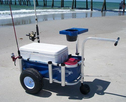 Reels on Wheels™ Jr. Cart... Mac would love this!