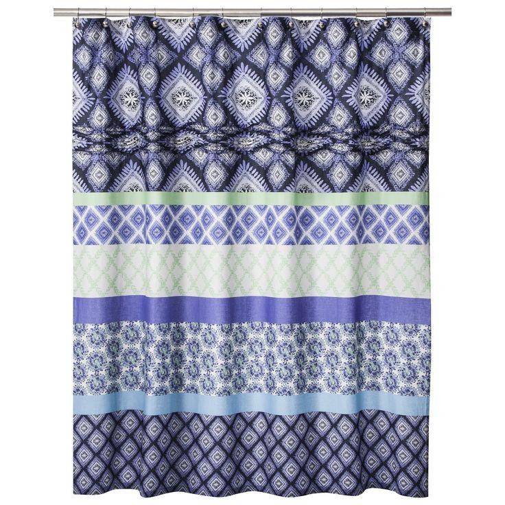 Boho Boutique� Haze Shower Curtain