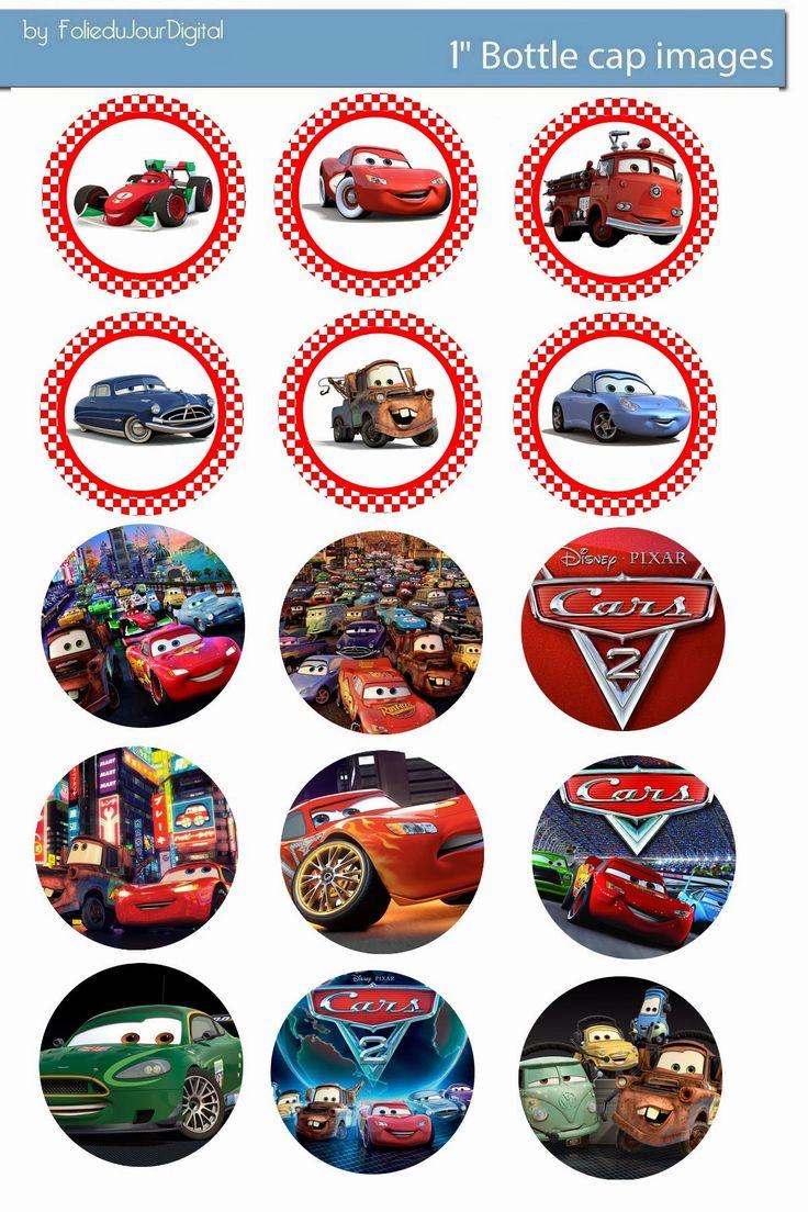 Die besten 45+ Disney Cars Geburtstag Ideen auf Pinterest | Autos ... - Cars Einladungskarten Zum Ausdrucken