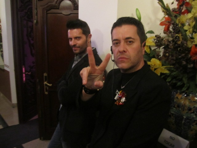 Mexico's Next Top Model y El Reforma. Antonio González de Cosío.
