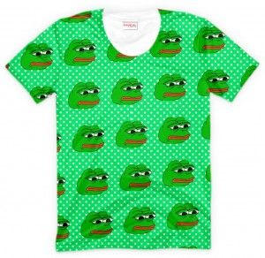 PEPE ZMULTYPLIKOWANY Koszulka Tshirt Full Print