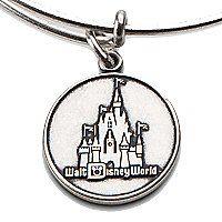 Cinderella Castle Bangle by Alex and Ani - Walt Disney World