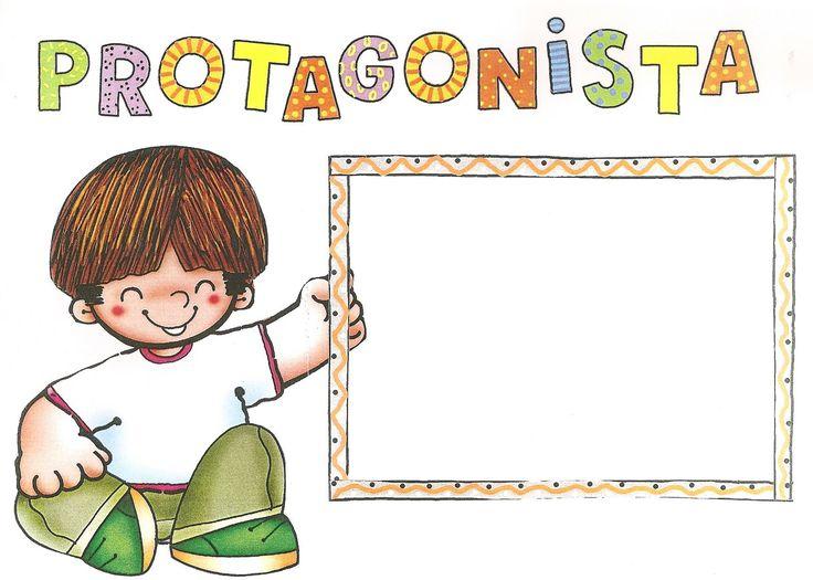 En un rincón de mi aula de Infantil: Protagonista de la semana                                                                                                                                                                                 Más