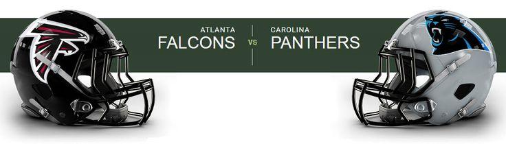 Carolina Panthers at Atlanta Falcons Georgia Dome — Atlanta, GA on Sun Oct 2 at 1:00pm, From $59.00