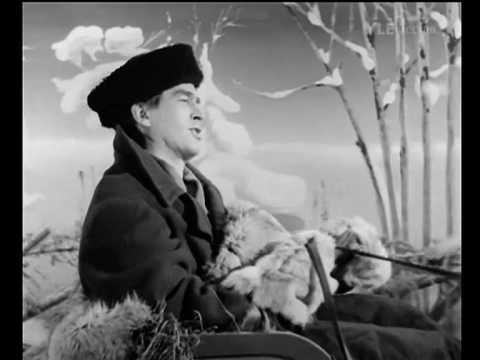 """Sung by Tapio Rautavaara - """"Juokse Sinä Humma"""" (1953) ... Run my little horse ..."""