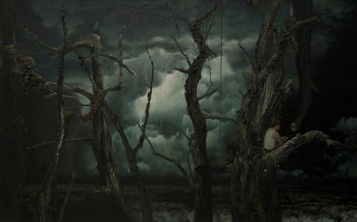 Nashun Nashunbatu, 'Untitled (Above the Clouds)', 2014