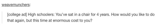 19 Tumblr Posts You'll Completely Understand If You're A College Student