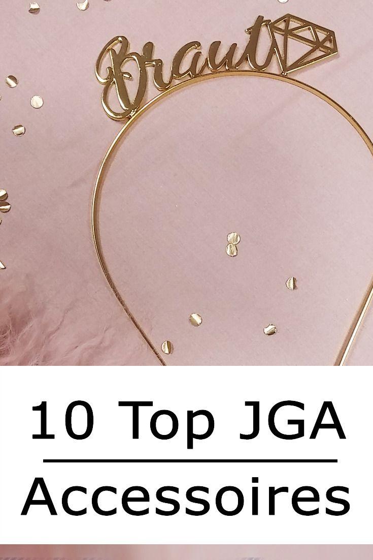 Die coolsten JGA Accessoires für die Braut