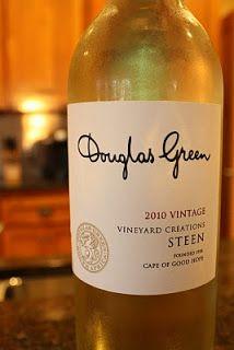 2010 Douglas Green Steen Vineyard Creations (Chenin Blanc)