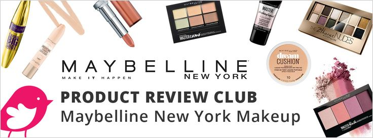 New+Product+Review+Club+Offer+/+Club+des+bancs+d'essai+:+Maybelline+New+York+Cosmetics