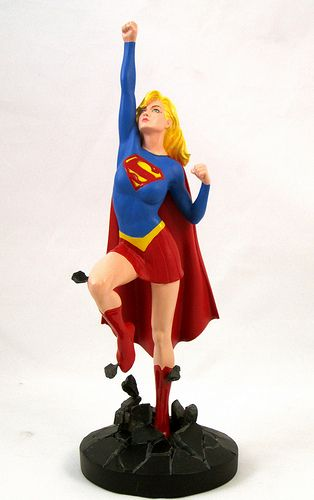 Action Figure Blues: Supergirl breaks into DC Direct's Cover Girls line