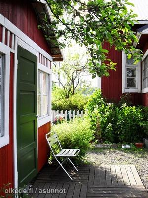 Finnish summer cottage