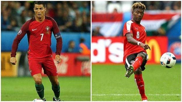 Portugal vs Austria: día, hora y canal por la Eurocopa Francia 2016
