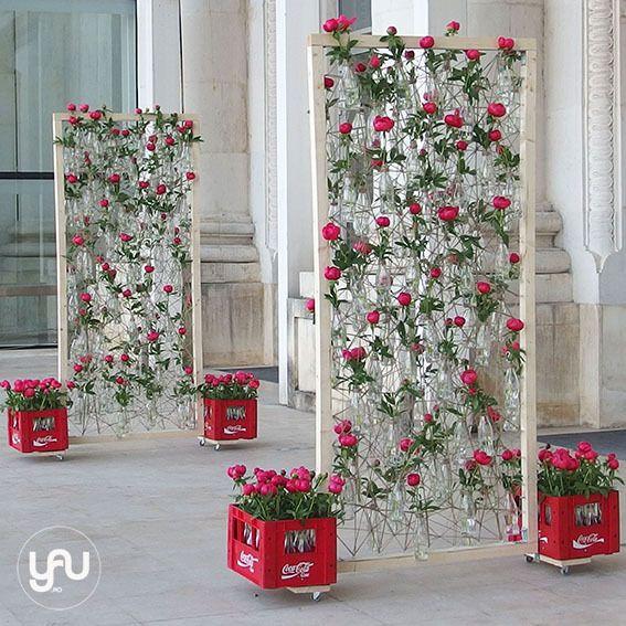 YAU CONCEPT _ floral structure  # bujori #floralart #florist #bucharest