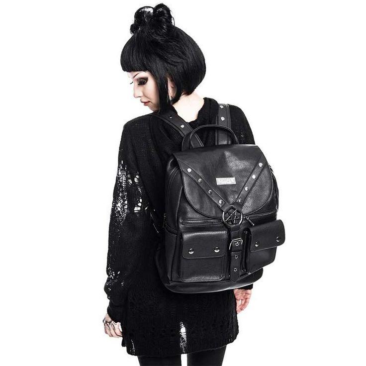 Ritual Ring Backpack – Brutalitees