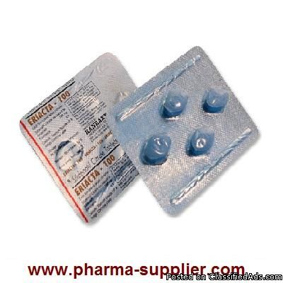Eriacta (Sildenafil Citrate 100mg Tablets) - Classified Ad