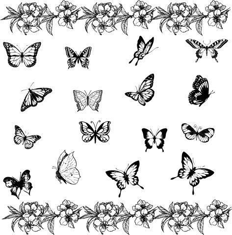 best 25 small butterfly tattoo ideas on pinterest butterfly tattoos beautiful small tattoos. Black Bedroom Furniture Sets. Home Design Ideas