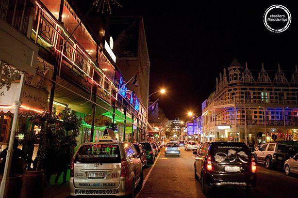 Long Street in Kapstadt. Hier ist immer etwas los! #ebookers