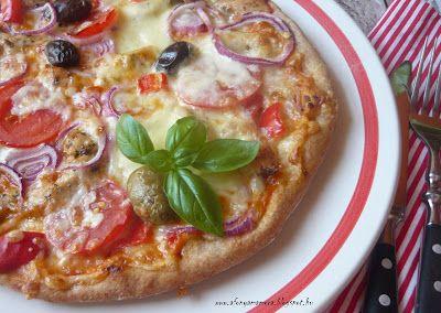 Az áfonya mámora: Kövön sült pizza