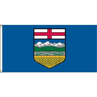 Flag of the province of Alberta