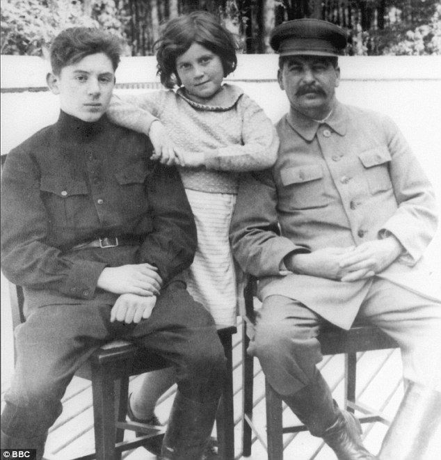 Sovietreality Stalin And His Children