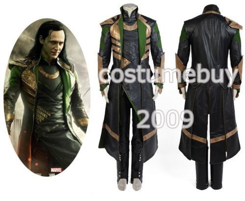 Cheap cosplay costumes bleach, Buy Quality costumes weapons directly from China costume headdress Suppliers:  THOR 2 DARK WORLD AVENGERS LOKI OUTFIT COSTUMEIncluding: all Coat+Top+Pants+Oversleeves+Gaiters (as phot