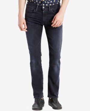 Levi's 511 Slim Fit Performance Stretch Jeans - Blue 34x32