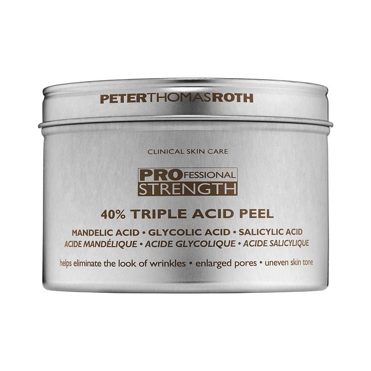 The morning after using this peel, my complexion was noticably smoother, my pores appeared smaller, and my normally oily skin was less slick. It's amazing!   -Jackie G., Senior Producer #Sephora #TodaysObsession