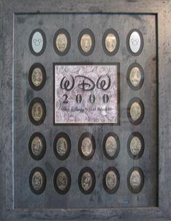 Disney pressed pennies I've always love pressed pennies