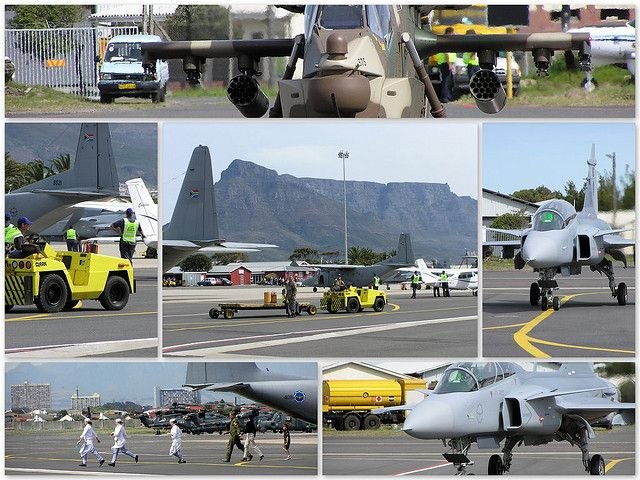 SAAF Cape Town Ysterplaat