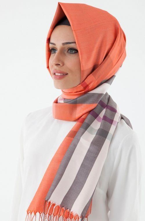 Yeni Sezon Armine İpek şallar rengarenk ve yine çok şık.. [Armine Çizgili Zulal Şal Z0012-Ds6V1] #şal #ipek #armine #eşarp #tesettür #moda #InstaSize
