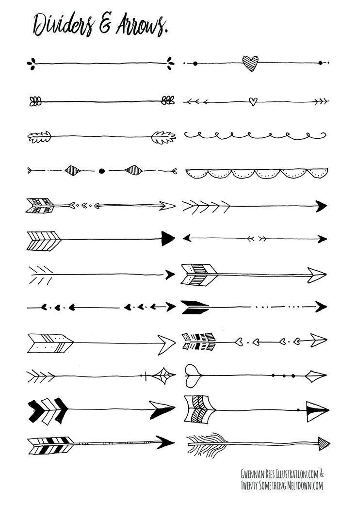 flechas trazos                                                                                                                                                                                  Más