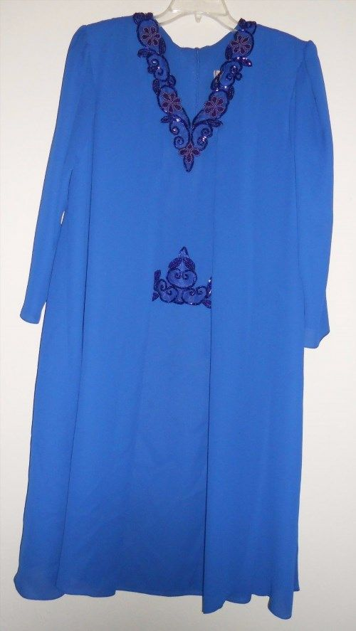 58.36$  Watch now - http://vityp.justgood.pw/vig/item.php?t=3xevtj34884 - Gorgeous sophisticated, unique Regina Bianca formal dress. Size:18.Excel. Cond.