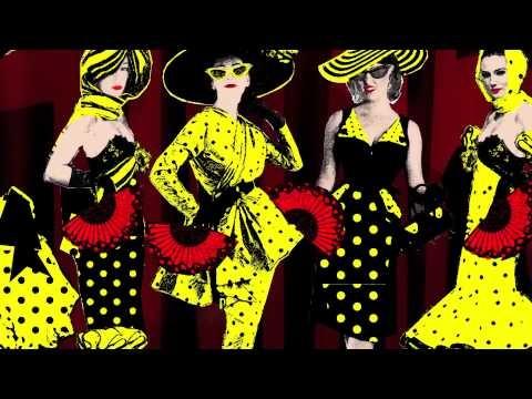 Costume Design for Carmen Opera