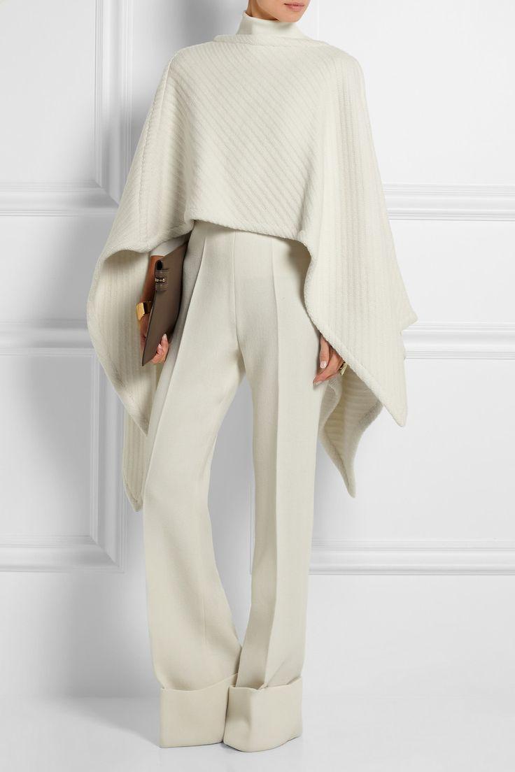 Lemaire   Wool cape   NET-A-PORTER.COM