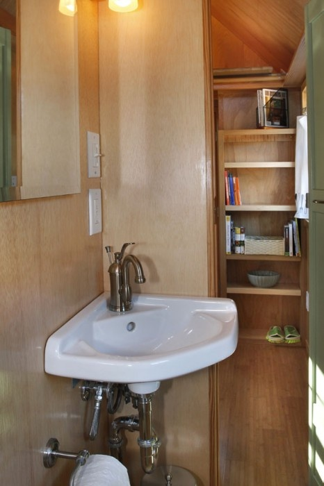 105 best tiny house bathrooms images on pinterest | room, tiny