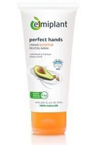 Elmiplant  Nourishing Hand Cream For Dry Skin