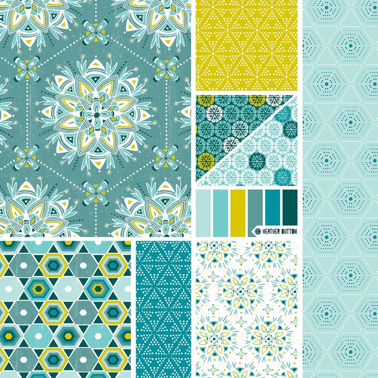 Wandering Spirit Collection by Heather Dutton | © Hang Tight Studio #spoonflower