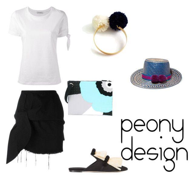 Peony Design by teri-peony on Polyvore featuring J.W. Anderson, Marques'Almeida, Sanayi 313, No Ka'Oi and YOSUZI