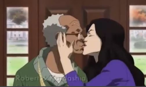 The Boondocks — Grandad Dates a Kardashian (Full Episode)