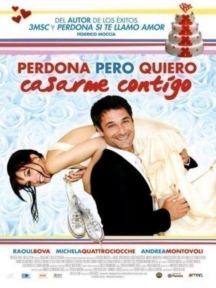 "Segunda parte del film ""Perdona si te llamo amor"". Alex (Raoul Bova) y Niki…"