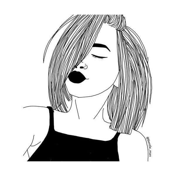 outlines ❤ liked on Polyvore featuring fillers, drawings, doodles, sketches, art, outline and scribble