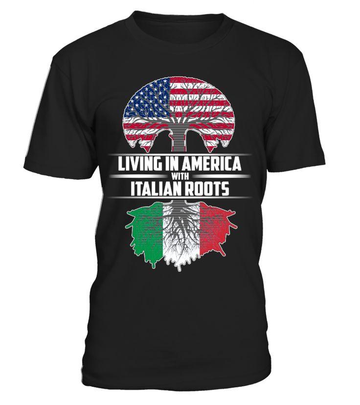 Italian Roots  Funny Journalism T-shirt, Best Journalism T-shirt