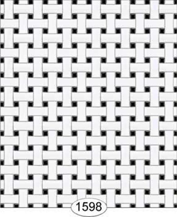 11x17 Dollhouse Peel Stick Marble Tile Flooring Etsy Papierdesign Papier Design