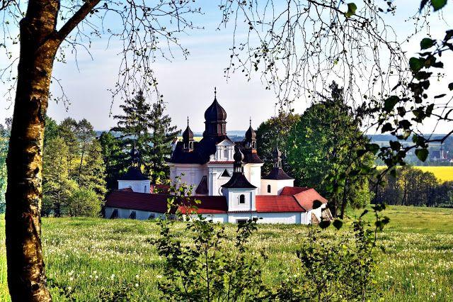ČESKÝ WEB: Nádherná země česká - poutní kostel sv.Trojice u T...
