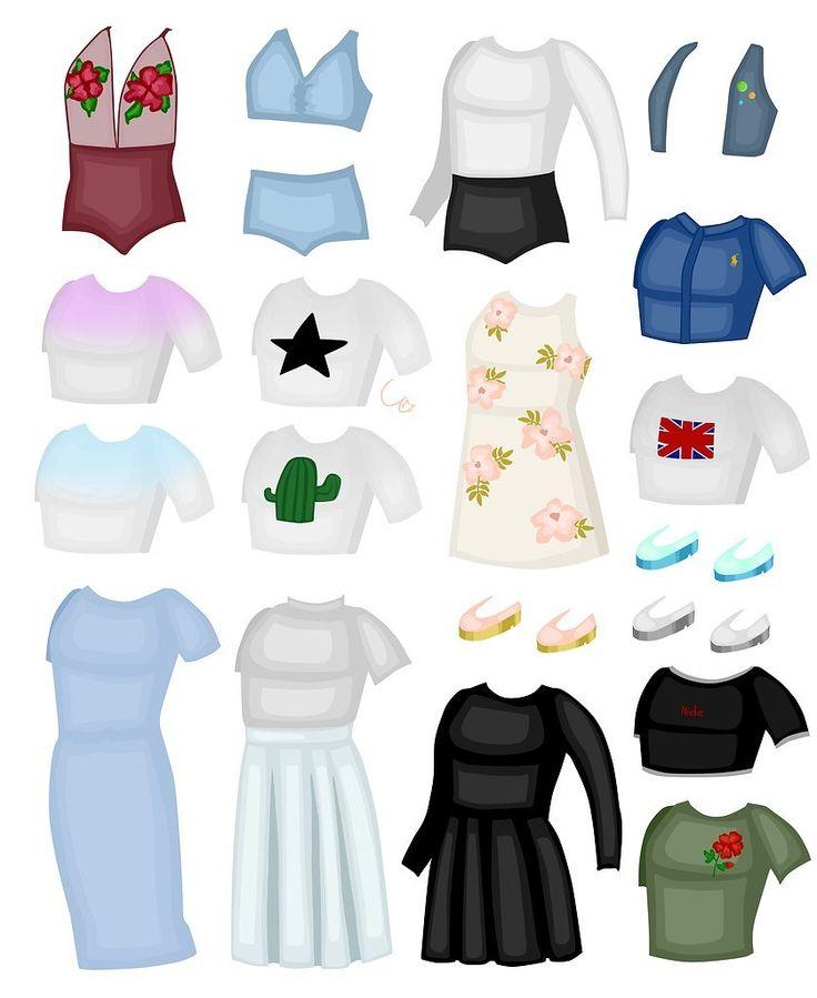 Картинки аватария одежды